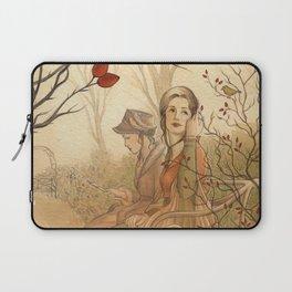 Jane Austen, Mansfield Park - the Garden Laptop Sleeve