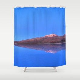 Salar De Uyuni Sunrise 2 Shower Curtain