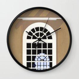 Rancho De Taos Wall Clock