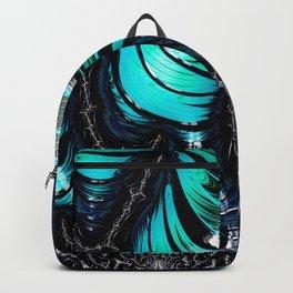 Vibrant Fractal 20-01 Backpack