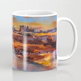 The Land of Rock towers Coffee Mug