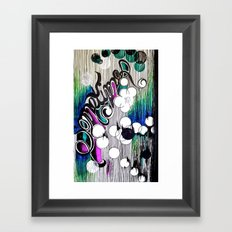 Sometimes Framed Art Print