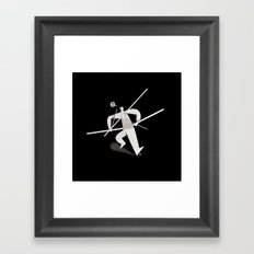 take time Framed Art Print