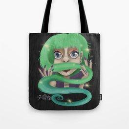 Genie Wishes Tote Bag