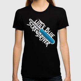 Little Blue Screwdriver T-shirt