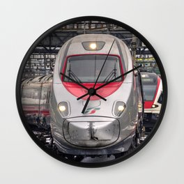 Italian Express Wall Clock