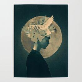 Moonlight Lady Poster