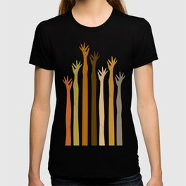 Hands Don't Judge - Size Don't Matter ... NOT! ;) T-shirt