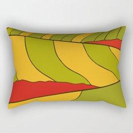 Whimsical meadow Rectangular Pillow
