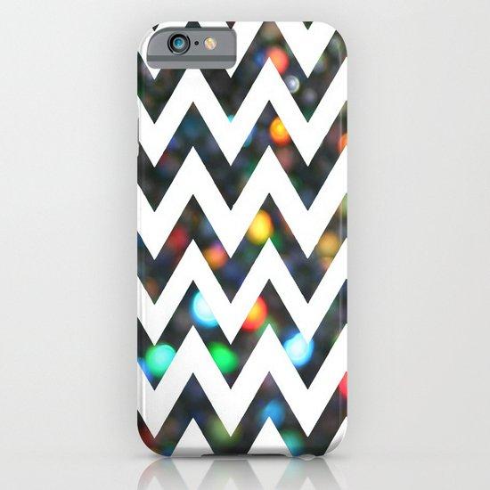 Chevron Sparkles iPhone & iPod Case