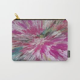 Abstract flower pattern 3 Carry-All Pouch