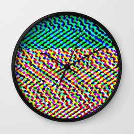 Triadex Muse Treks Wall Clock