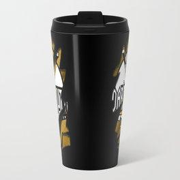 Dartmouth Cobras Torn logo Travel Mug
