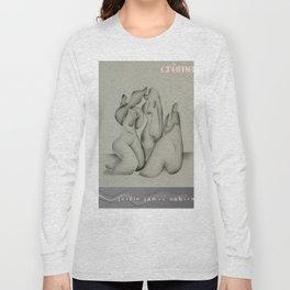 crème Long Sleeve T-shirt