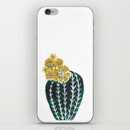 Desert Flower 1 iPhone Skin