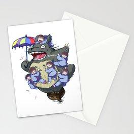 My Neighbour Osomatsu 03 Stationery Cards