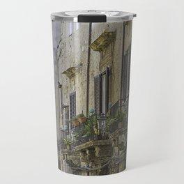 Balconies Travel Mug