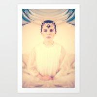 The Childlike Empress Art Print