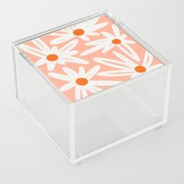 Happy Daisies Acrylic Box