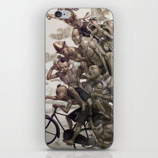 Ten Brothers iPhone Skin