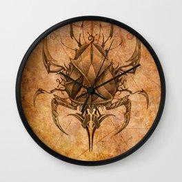 Zodiac: Cancer Wall Clock
