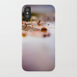 Leaf Reflect iPhone Case