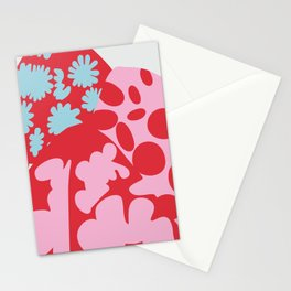 Fashion Mix Colors Stationery Cards