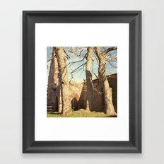 Limburg Framed Art Print
