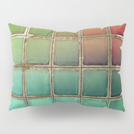 Color Chart I Pillow Sham
