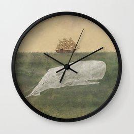 Far From Nantucket  Wall Clock