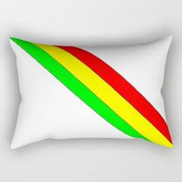 Flag of mali 3 -mali,malien,malienne,malian,bamako,tombouctou,timbuktu,sikasso,mopti,mande Rectangular Pillow