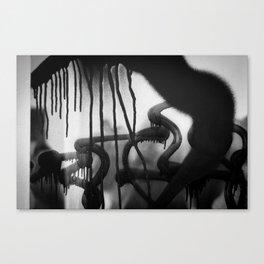 Drip Classic Canvas Print
