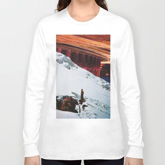 Chromatic Whirl Long Sleeve T-shirt
