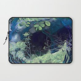 Hidden Caverns in the Dales. Laptop Sleeve