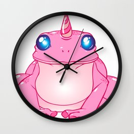 Yes, I am a Unicorn Wall Clock