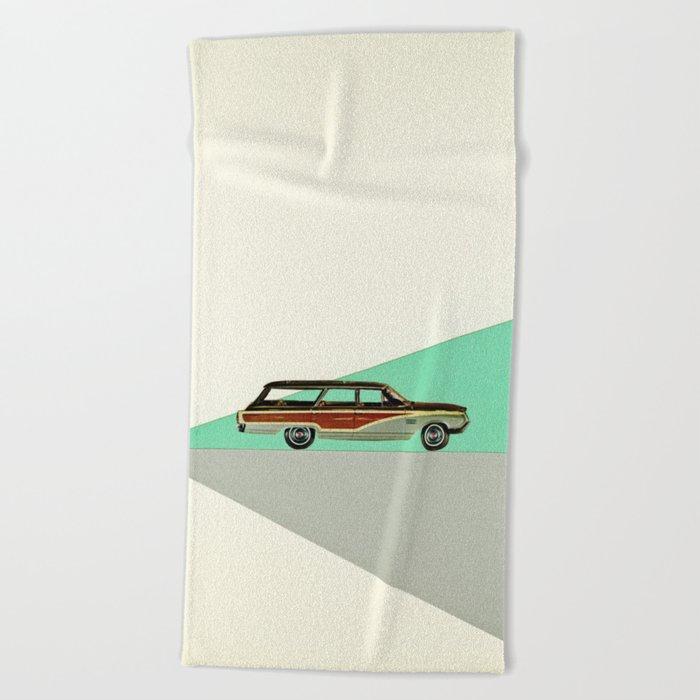 Drive Beach Towel