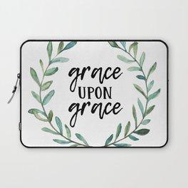Grace Upon Grace Laptop Sleeve