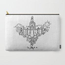 Little Buddha Carry-All Pouch