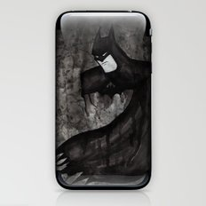 Black Bat iPhone & iPod Skin