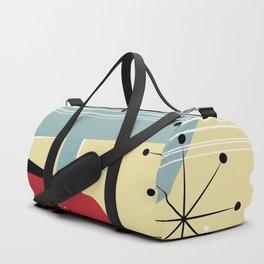 Vintage Retro 02 Duffle Bag