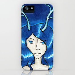 Fawn 6 iPhone Case