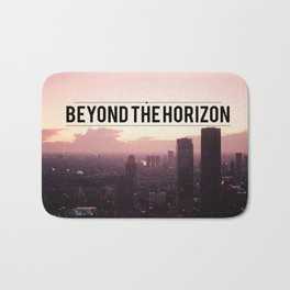 Beyond the Horizon Bath Mat