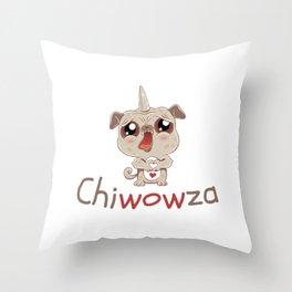 Chiwowza Throw Pillow