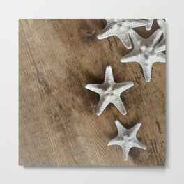 starfish 3 Metal Print