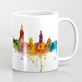 Stockholm Sweden Skyline Coffee Mug
