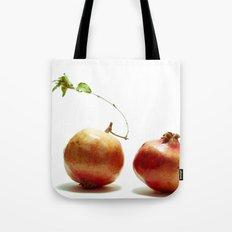 Pomegrantes Tote Bag