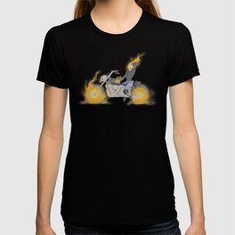 Pin-Up Ghost Rider T-shirt