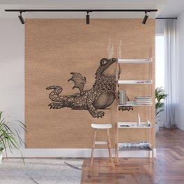 Tiny Dragon Wall Mural