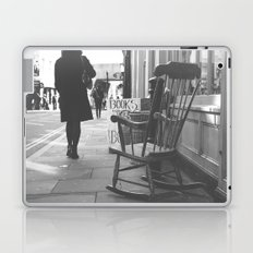 The rocking chair Laptop & iPad Skin