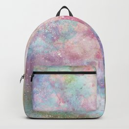 Glitter Cosmos Backpack